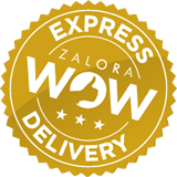 Zalora Wow Delivery Express Stamp